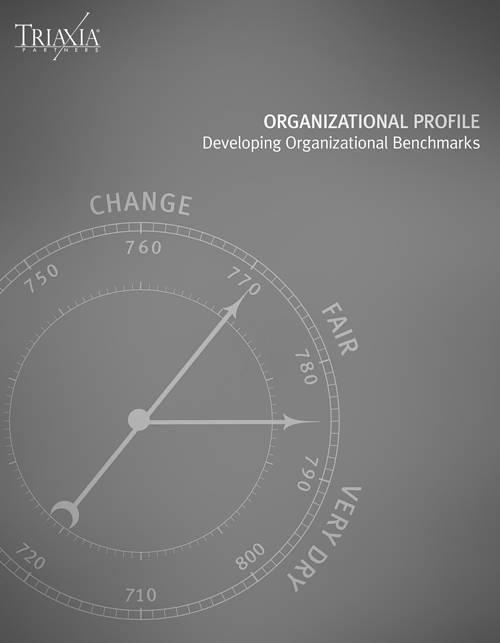 Organizational Profile Cover